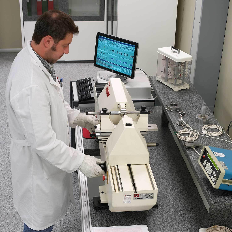 Laboratorio Accredia