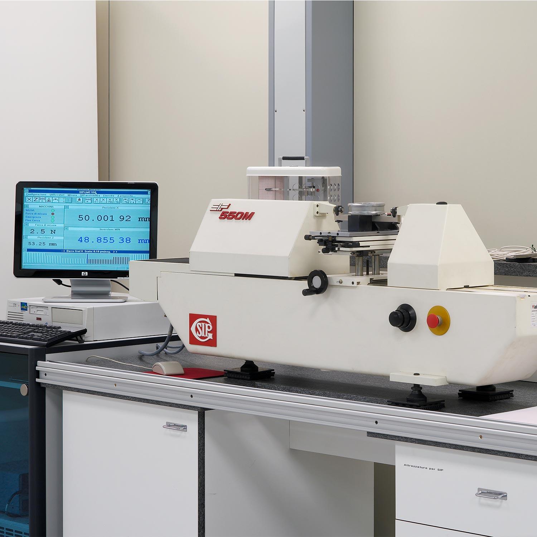 Laboratorio metrologico